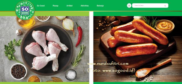 Lebih Baik So Good Kini Hadir dalam Kemasan dan Logo Baru Nurul Sufitri Travel Lifestyle Blog