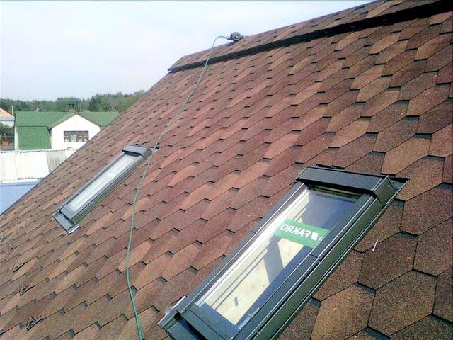 проект крыши дома