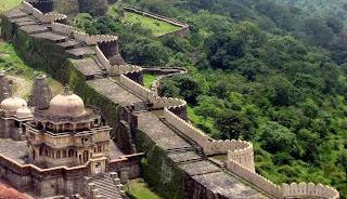 Kumbhalgarh - Gran Muralla de la India.jpg
