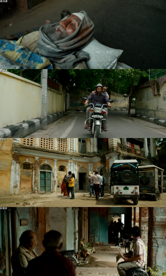 Gulabo Sitabo 2020 Hindi 720p 480p WEB-DL x264 Full Movie