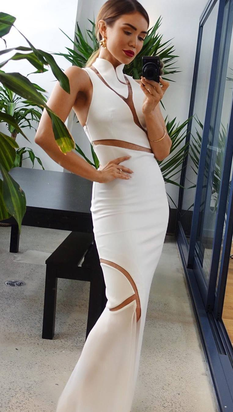 elegant maxi dress that you will want to buy