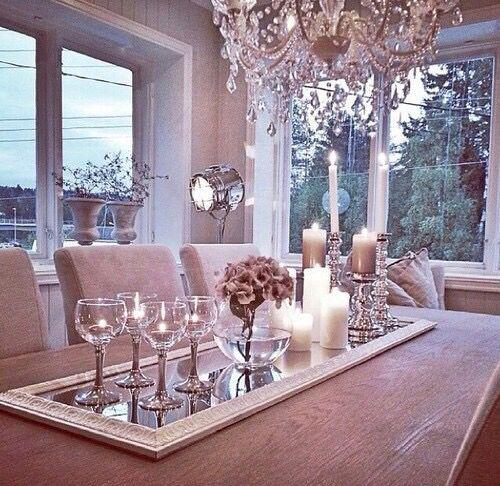 Simple But Elegant Kitchen Designs: 40 Ιδέες διακόσμησης τραπεζαρίας - Μέρος 1ο!