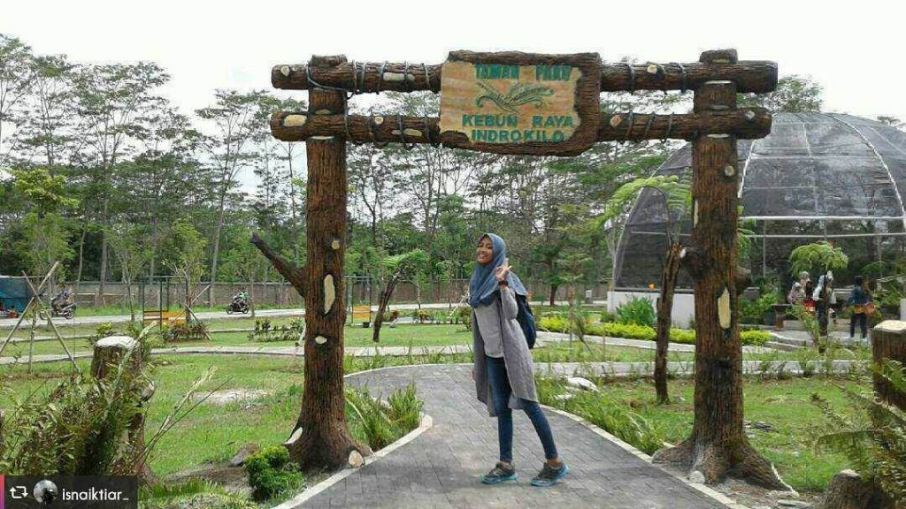Biscutcookiess Objek Wisata Kebun Raya Indrokilo Kabupaten