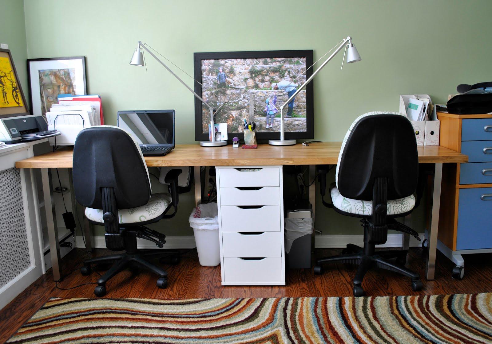 Ikea hackers bureau office ikea besta burs desk perfect size