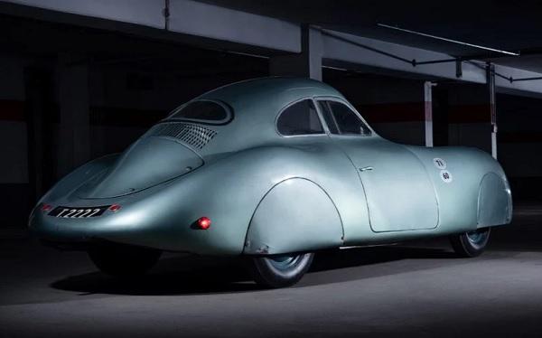Porsche Type 64 60K10 de 1939