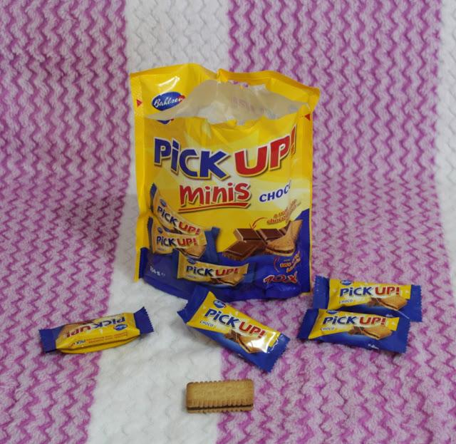 Pick Up Choco Minis