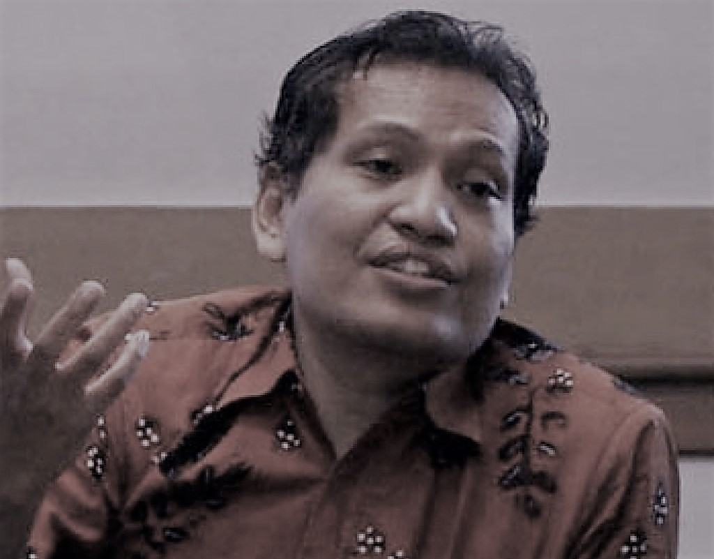 Biografi Singkat Ulil Abshar Abdalla