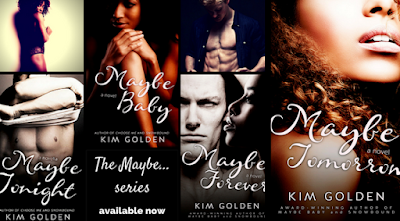 BnB Spotlights: Kim Golden's Maybe Baby Series