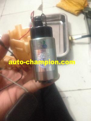 rotor fuel pump