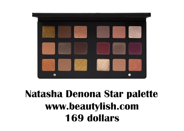 Natasha Denona Star palette | makeupwonderland29
