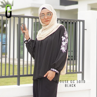 BLOUSE GC5010 3 Helai RM100 - SOLD OUT