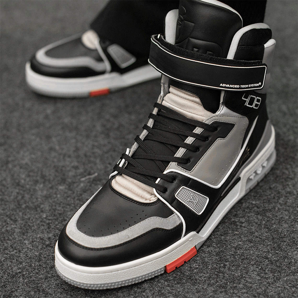 buy online ce8f0 ad7c4 THE FIRST SNEAKER DESIGNED BY VIRGIL ABLOH HAS FINALLY BEEN ...