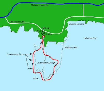 Five Graves or Five Caves: Snorkeling in Maui | Mark Shoberg