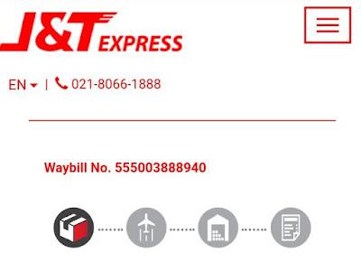 Dengan senang hati dan bangga karena baru kali ini admin akan berbagi mengenai sedikit pe Cara Cek Pengiriman jt Express Lewat resi dengan mudah