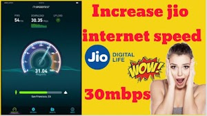 Jio Ka internet Speed kaise Badhaye in Hindi