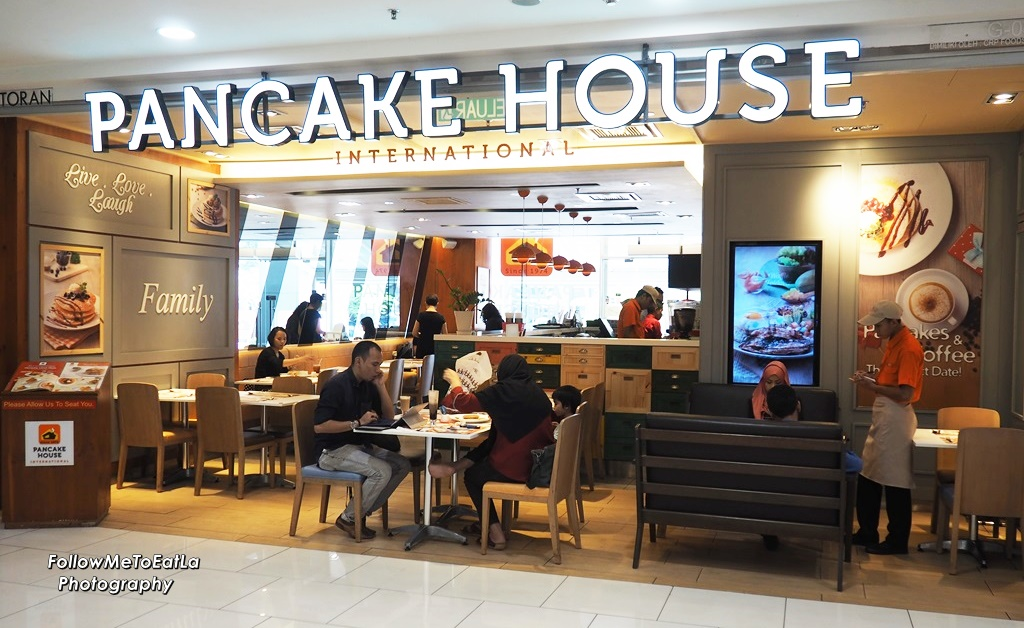 Follow Me To Eat La Malaysian Food Blog Pancake House