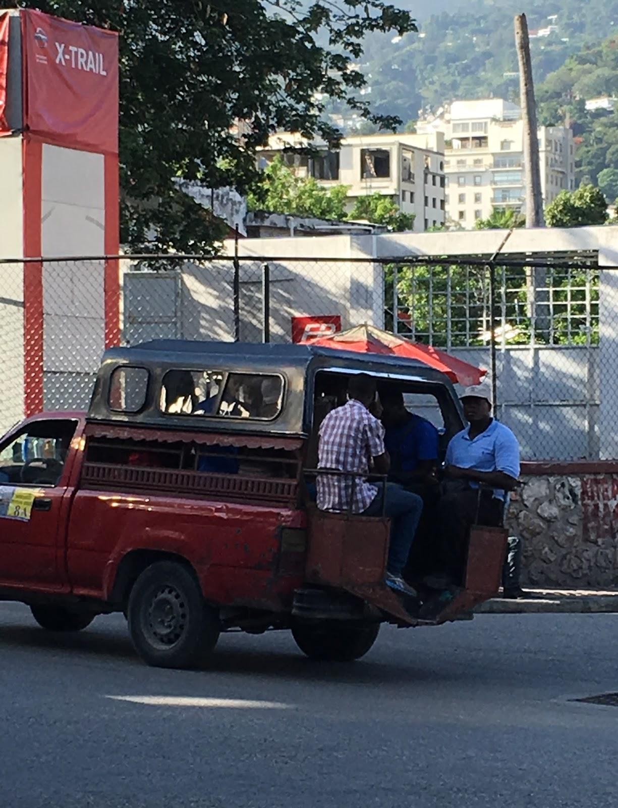 23cb656262 Impressions from Port au Prince