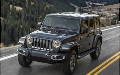 Spesifikasi Lengkap dan Harga New Jeep Wrangler 2019, Hadir Dengan Konsep Lebih Modern