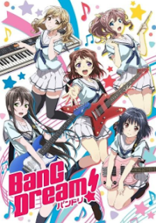 BanG Dream Sub Indo Batch Eps 1-12 + Special