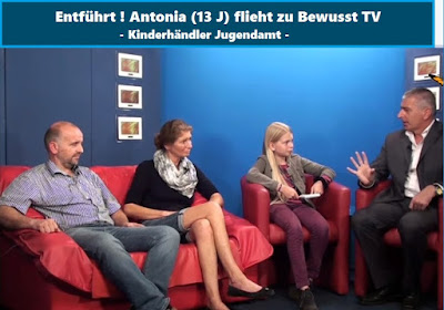 entführt - antonia -13j- flieht zu bewusst tv