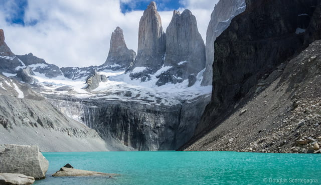 places to visit Torres del Paine National Park, Chile