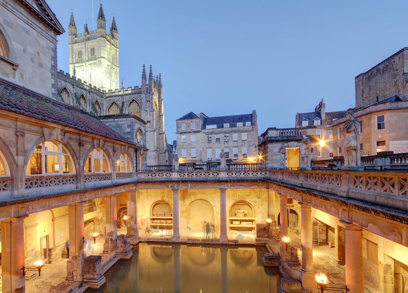 Shopping, eating, drinking tips for Bath, Somerset, UK