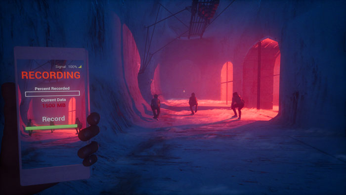 Indie Game The Blackout Club first-person co-op horror indie game