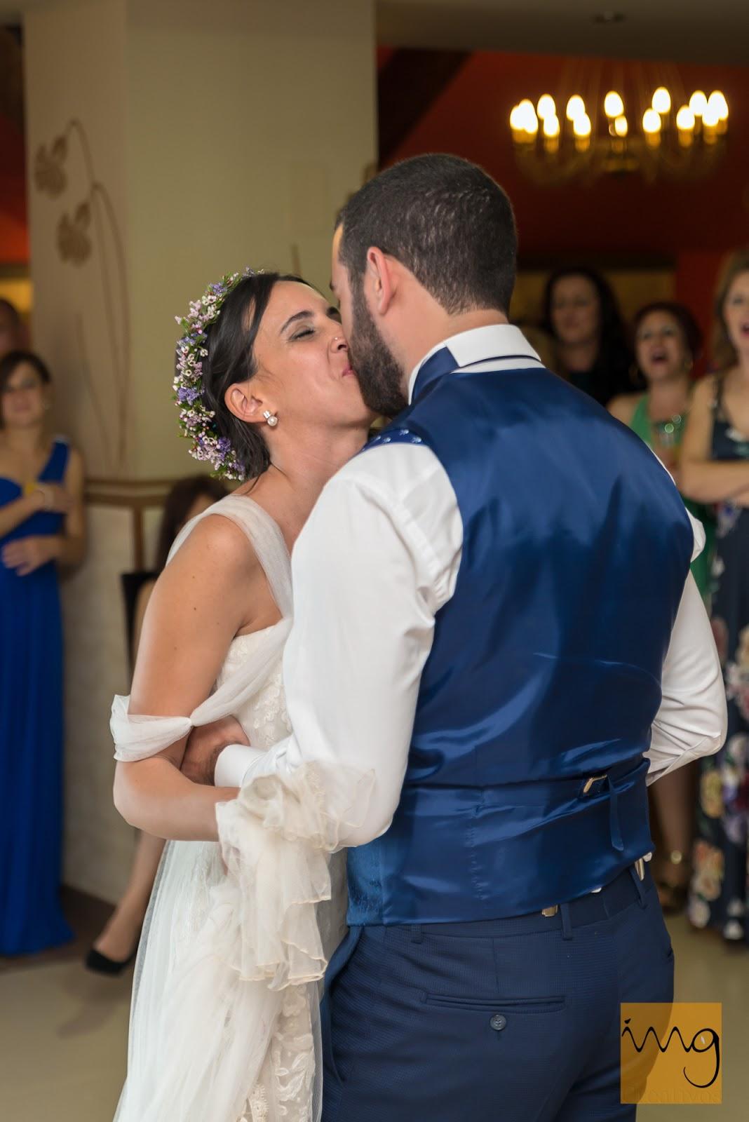 Fotografía espontánea de boda