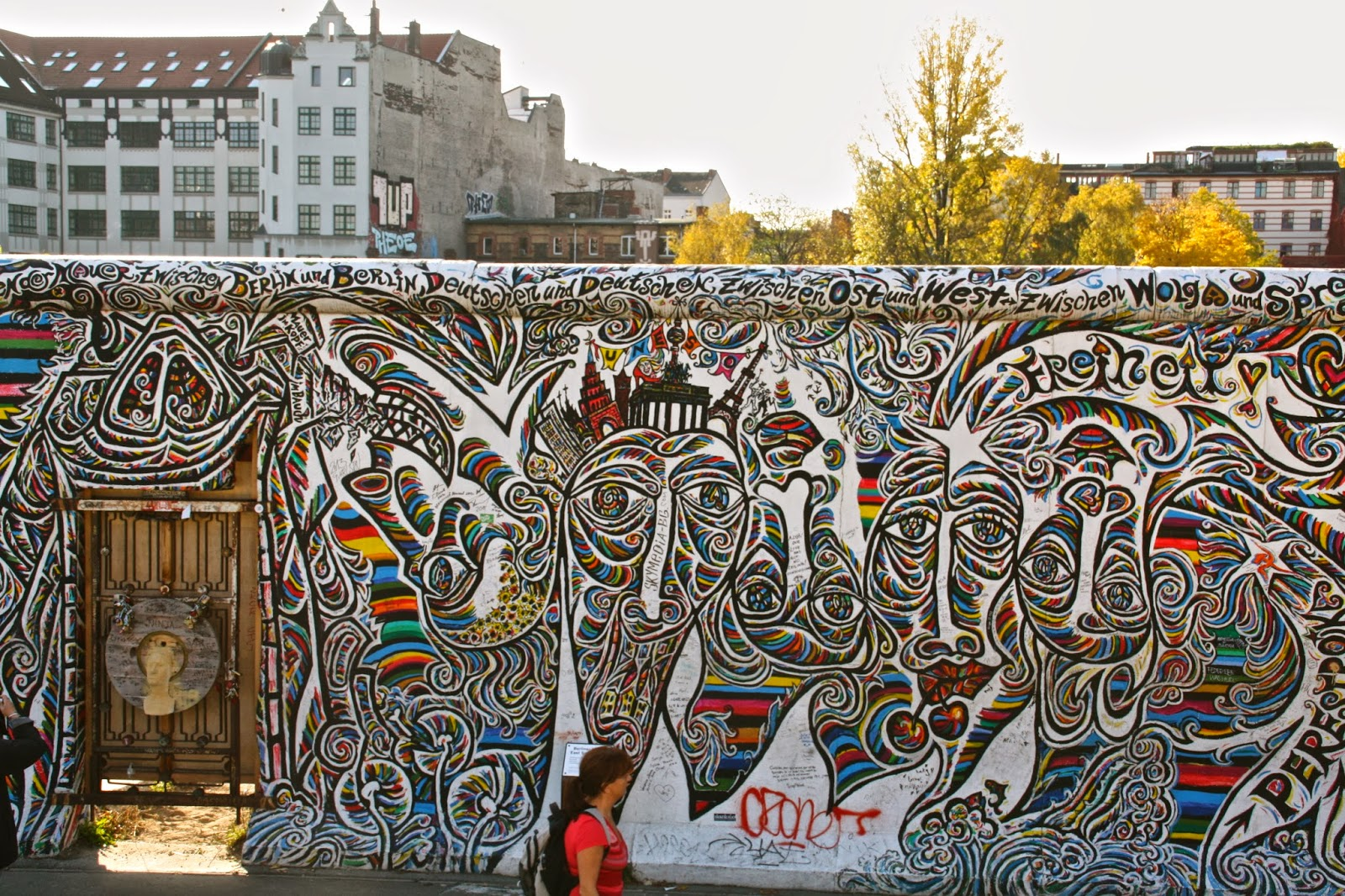 reden berlijnse muur