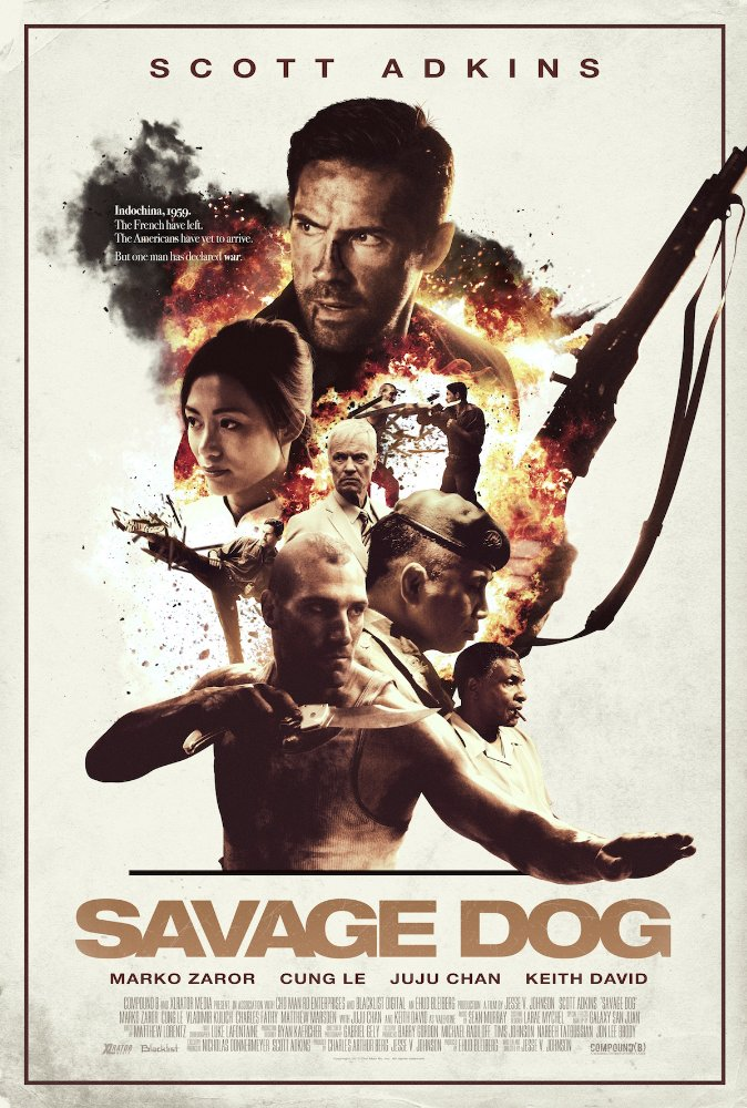 Savage Dog (2017) Subtitle Indonesia – BRRip 720p