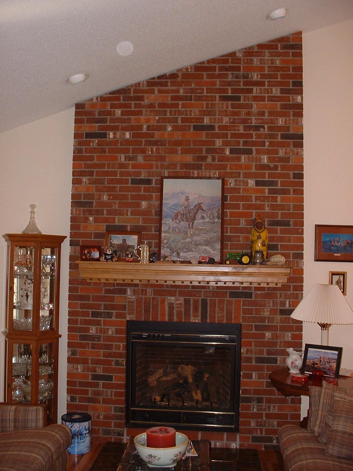Stone Brick Veneer: Brick Box Image: Red Brick Veneer