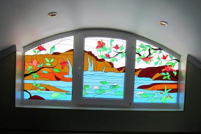 Витражи на окна Волгоград