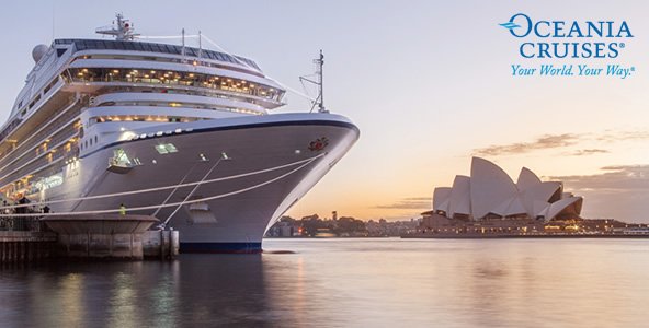 UMC Blog: Vuelve la Vuelta al Mundo de Oceania Cruises en 2018
