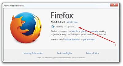 Cara Update Browser Google Chrome dan Mozilla Firefox