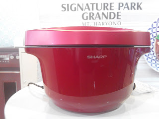 Sharp Healsio Automatic Cookware.