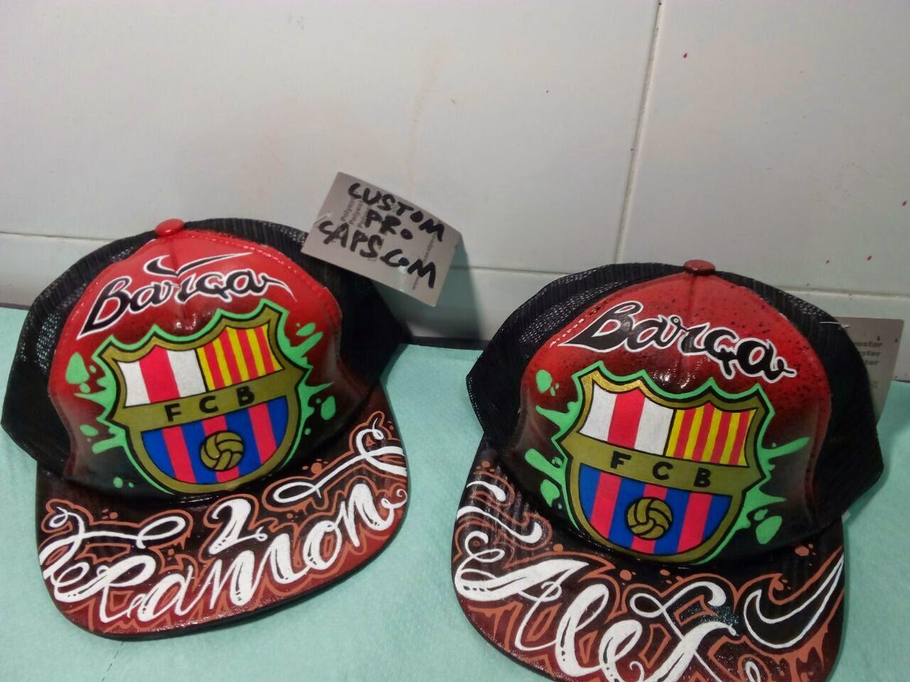 b368ef157c4a3 CustomProCaps  Futbol club barcelona Caps.