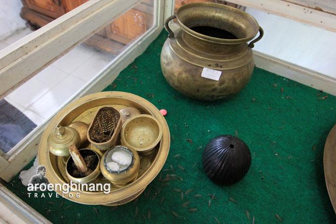 museum istiqomah buding belitung timur