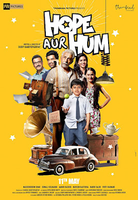 Hope Aur Hum 2018 Hindi 720p WEB-DL 700Mb x264