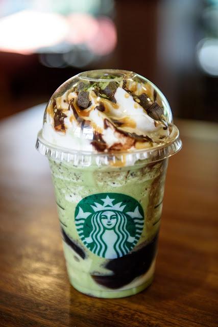 สูตรลับชาเขียว Starbuck