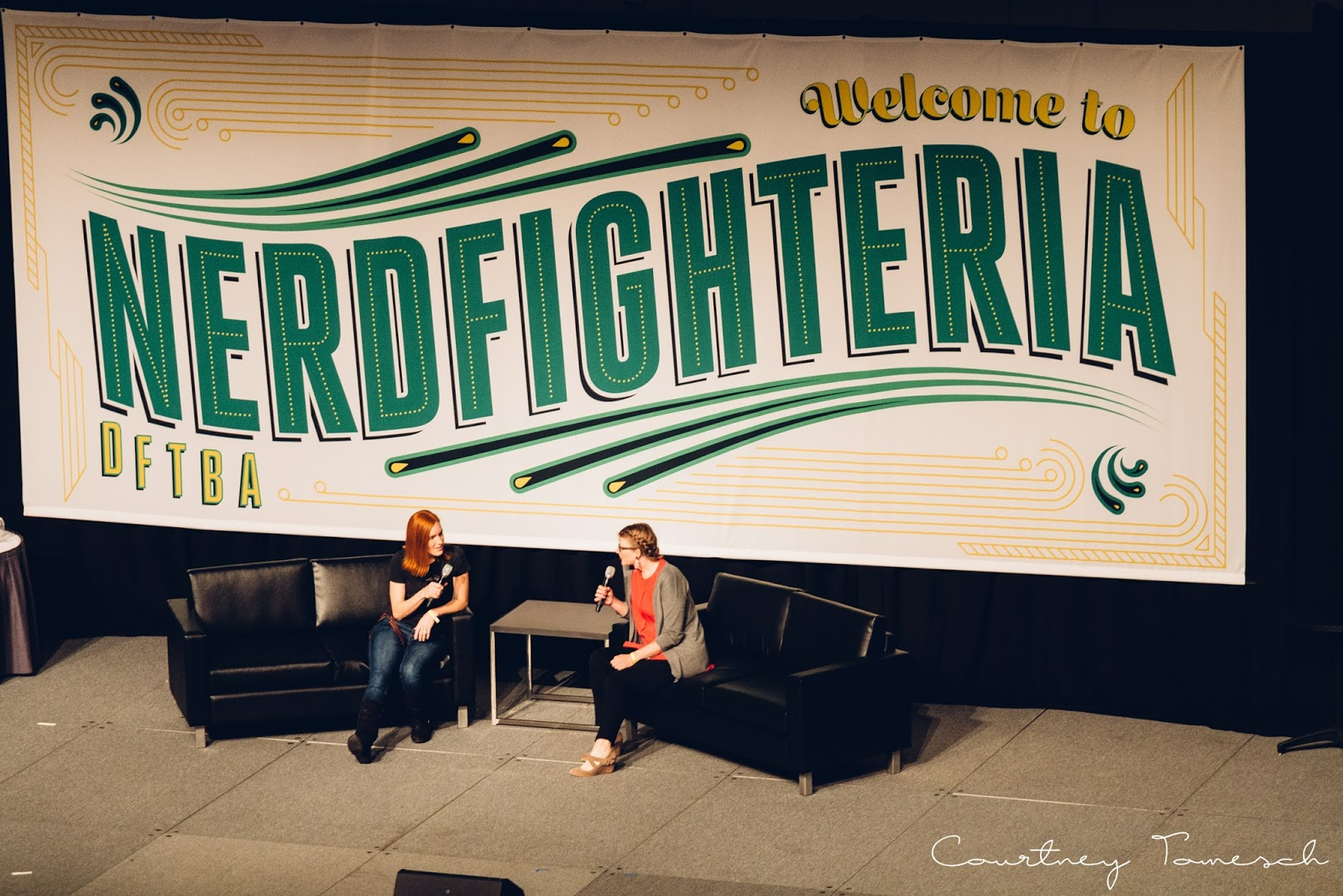 Courtney Tomesch NerdCon Nerdfighteria Boston