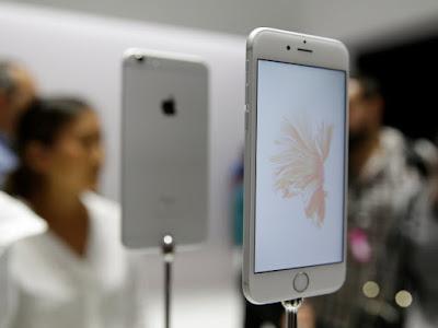 Smartphone Paling Top di Seluruh Dunia - iPhone 6S
