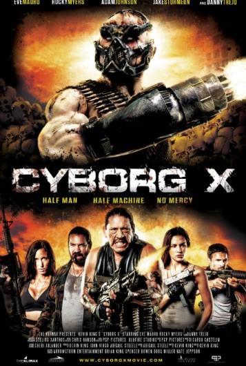 Cyborg X HDRip 720p full movie