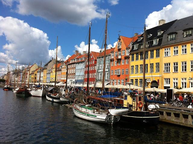 la zona portuale di Nyhavn tra le cose da vedere a copenaghen