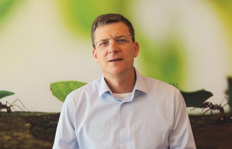 MTN unveils Rob Shuter as new CEO