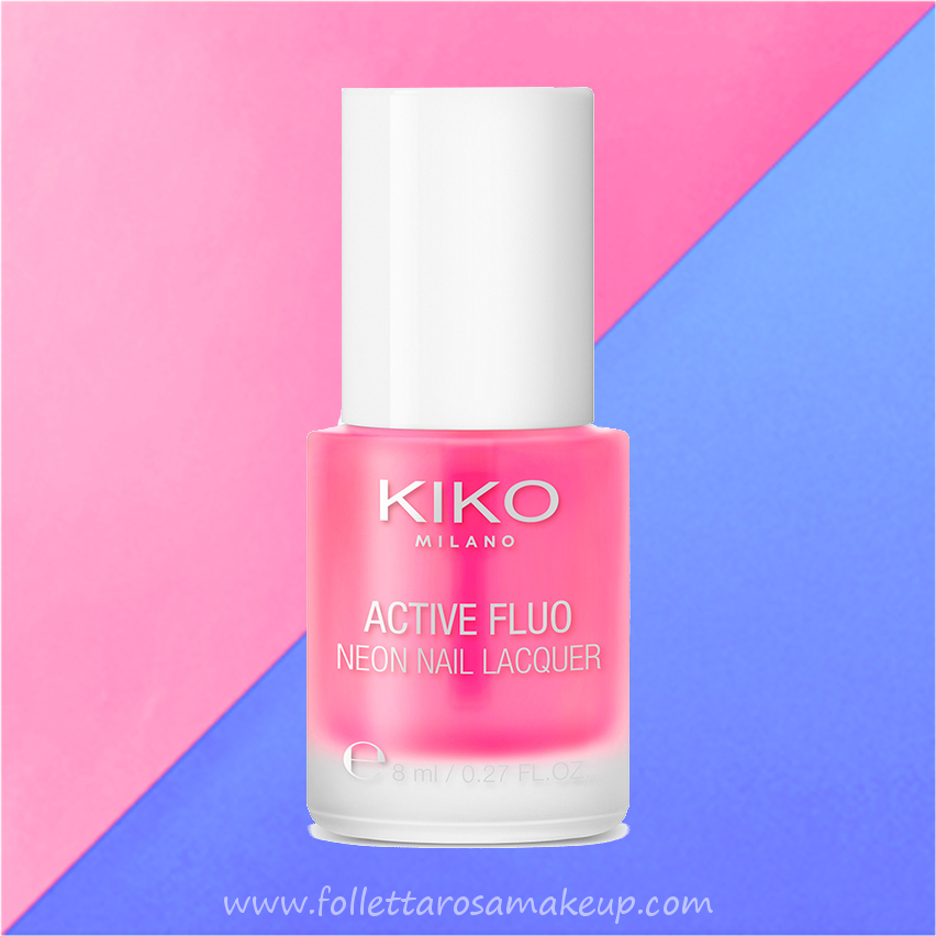 smalto-neon-kiko