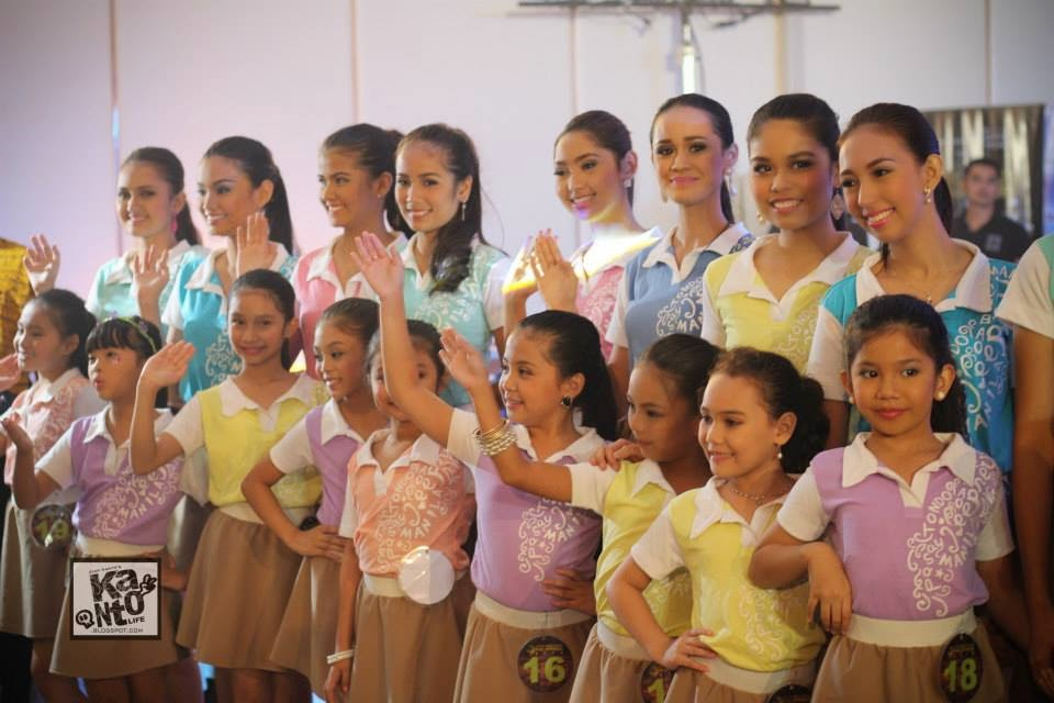 Miss Teen Earth and Little Miss Earth Philippines 2014 Candidates