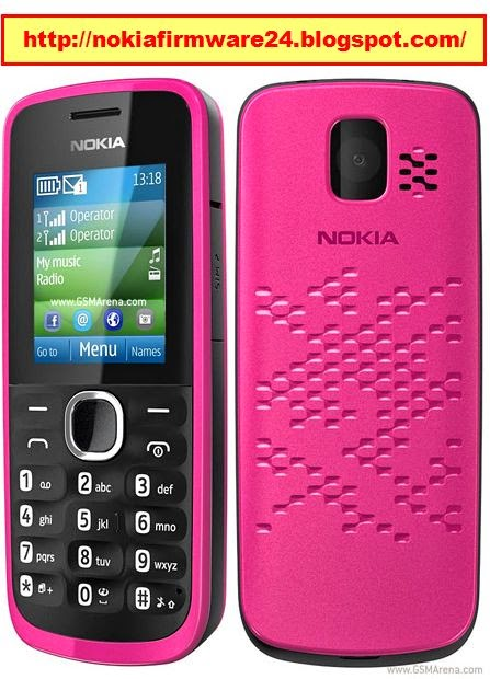 Nokia 110 RM-827 V03 51 New Update Flash File Download