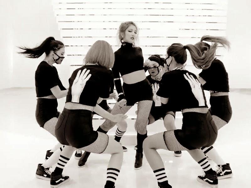 Jihyun Diva 4Minute Crazy