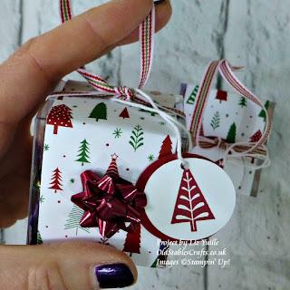 Tiny Treat Tree Gift