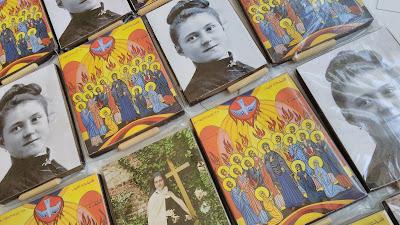 Loja de ícones católicos